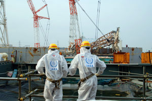 IAEA at Fukushima