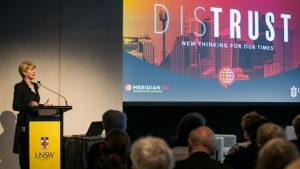 Julie Bishop MP delivers keynote lecture